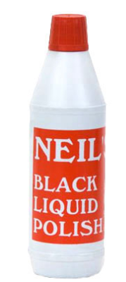 Neil's Black Stove Polish
