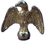 Solid Brass Eagle
