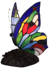 Stained Glass Novelty Lamps