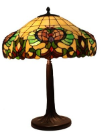 Large Stained Glass Table Lamps