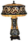 Medium Stained Glass Table Lamps