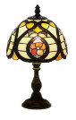 Tiny Stained Glass Table Lamps