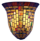 Stained Glass Sconces